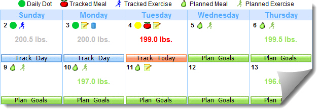 When tracking your diet is fun, losing weight is so much easier!